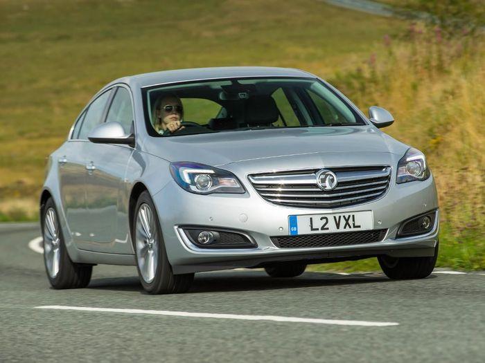 Vauxhall Insignia hatchback