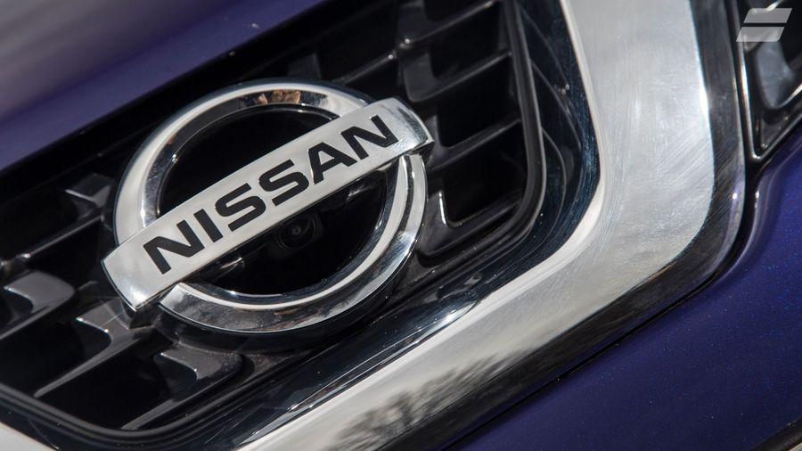 Nissan Juke badge