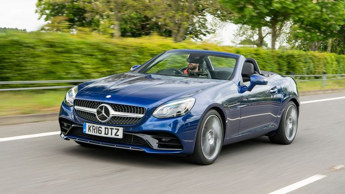 Mercedes-Benz SLC Convertible (2016 - ) review