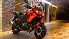 Picture of Kawasaki Versys 1000 Grand Tourer (2011 - ) review