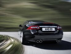 Jaguar XKR coupe (2006 – ) review