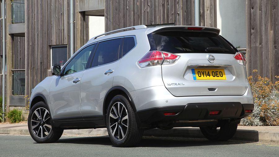 Nissan X-Trail exterior