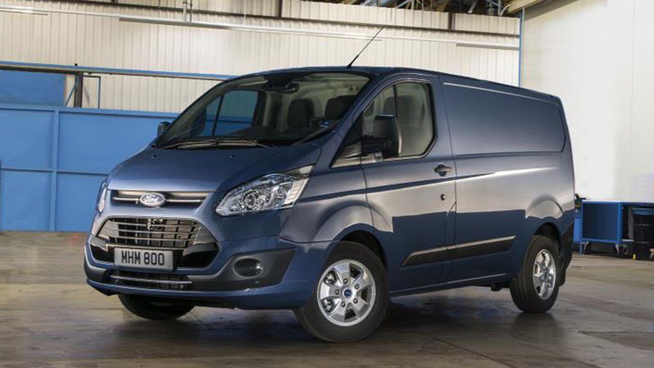 2016 Ford Transit Custom