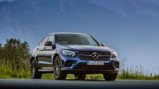Mercedes-Benz GLC Coupe (2016 - ) review