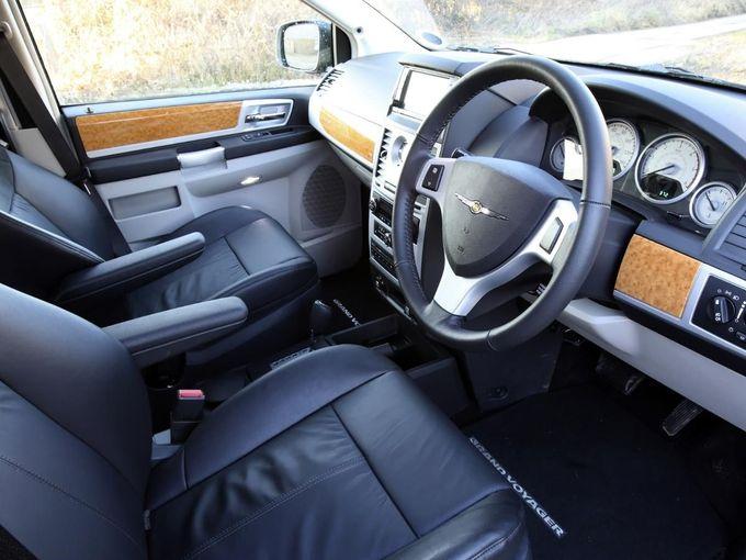 Chrysler Grand Voyager MPV