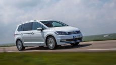 2015 Volkswagen Touran ride