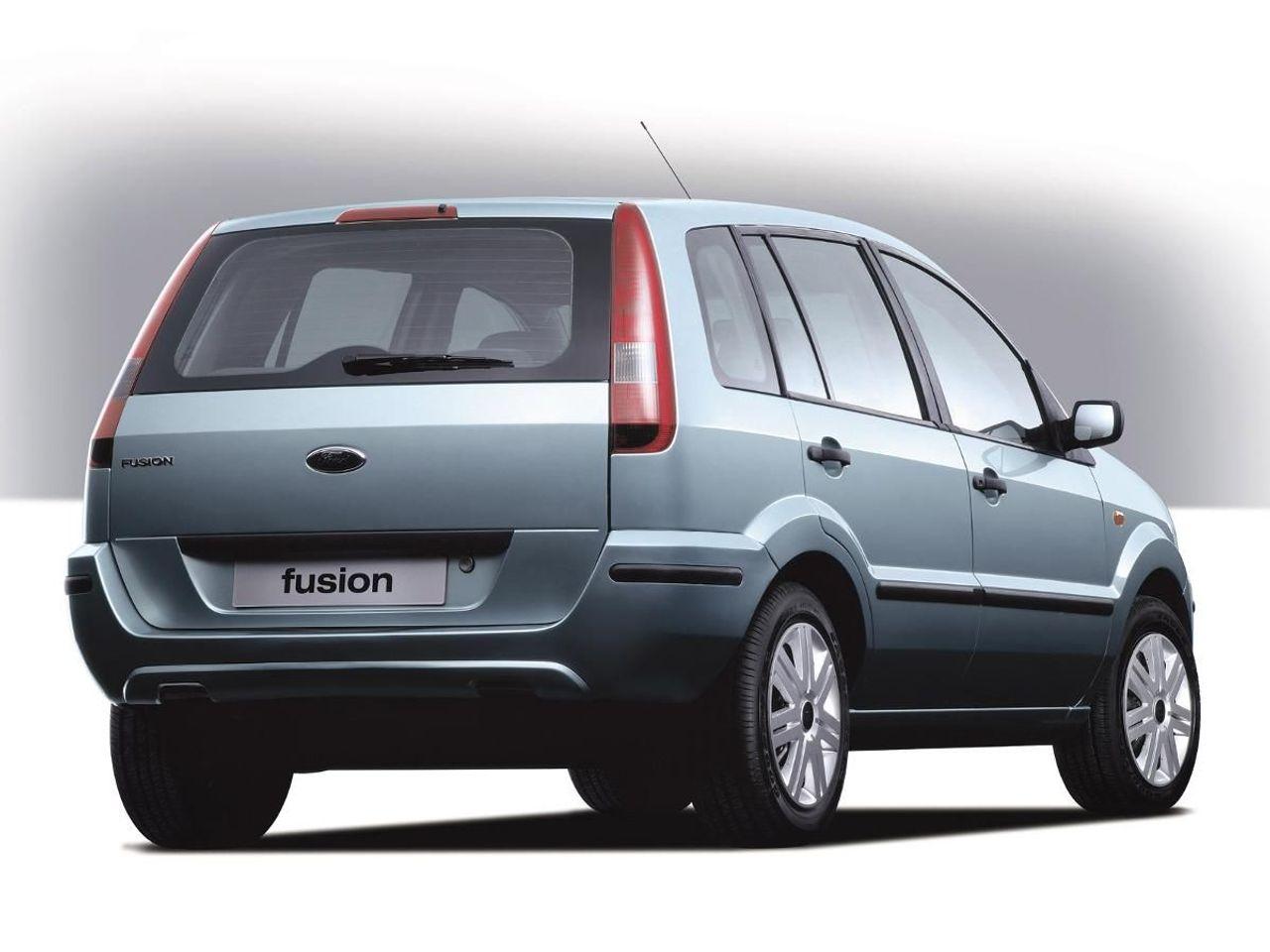 Ford Fusion hatchback