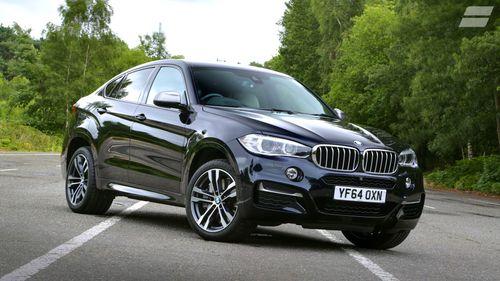 BMW X6 exterior