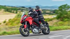 Picture of Ducati Multistrada Adventure (2003 - ) review