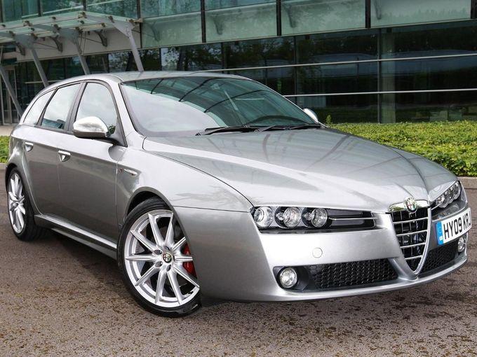 Alfa romeo 159 ti sportwagon for sale 12
