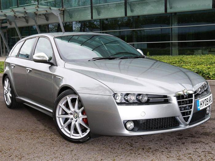 Alfa Romeo 159 Sportwagon estate