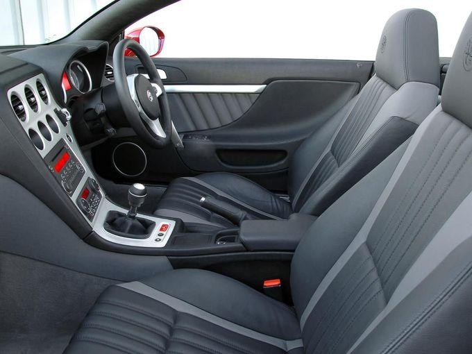 Alfa Romeo Spider convertible