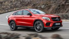 Mercedes-Benz GLE Class Coupe (2015 - ) review