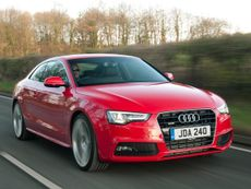 Audi A5 Coupe (2011 - ) review