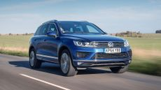 Volkswagen Touareg SUV (2014 - ) review