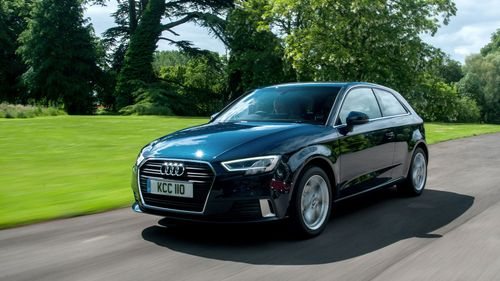 2016 Audi A3 ride and handling