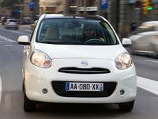 Nissan Micra hatchback (2010 – ) review