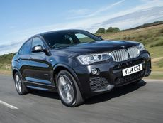 BMW X4 (2014 – ) review