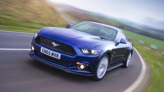 2015 Ford Mustang 5.0 V8 GT
