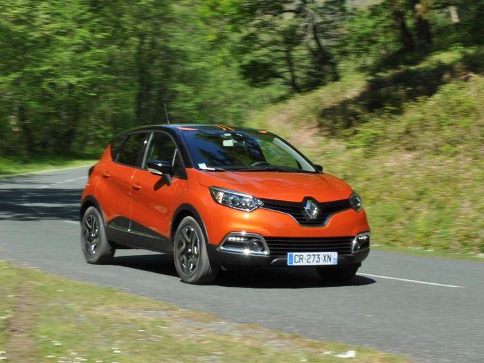 Renault Captur Automatic Renault Captur Hatchback