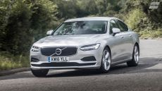 Volvo S90 Saloon (2016 - ) review
