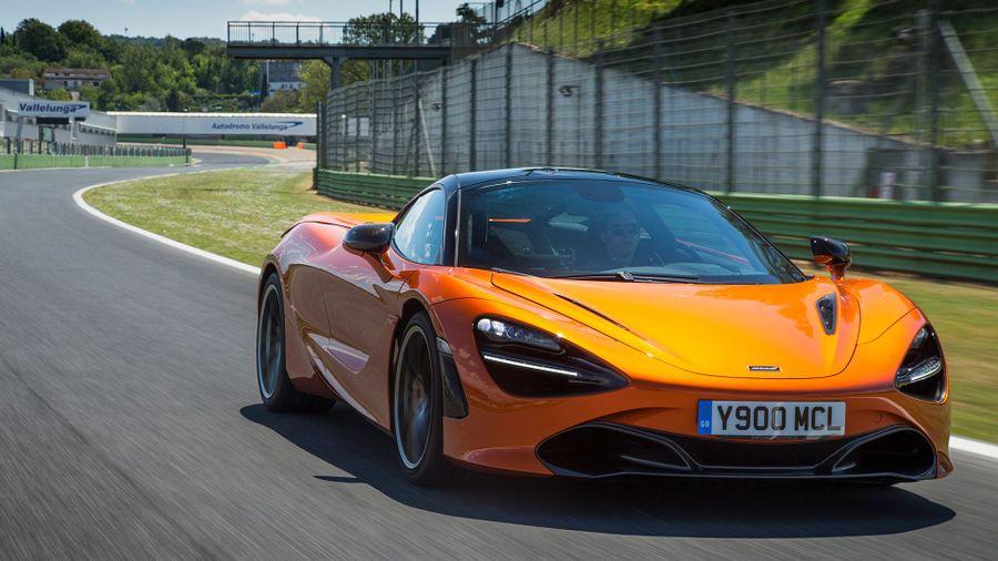 2017 McLaren 720S