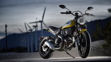 Picture of Ducati Scrambler Naked (2015 - ) review