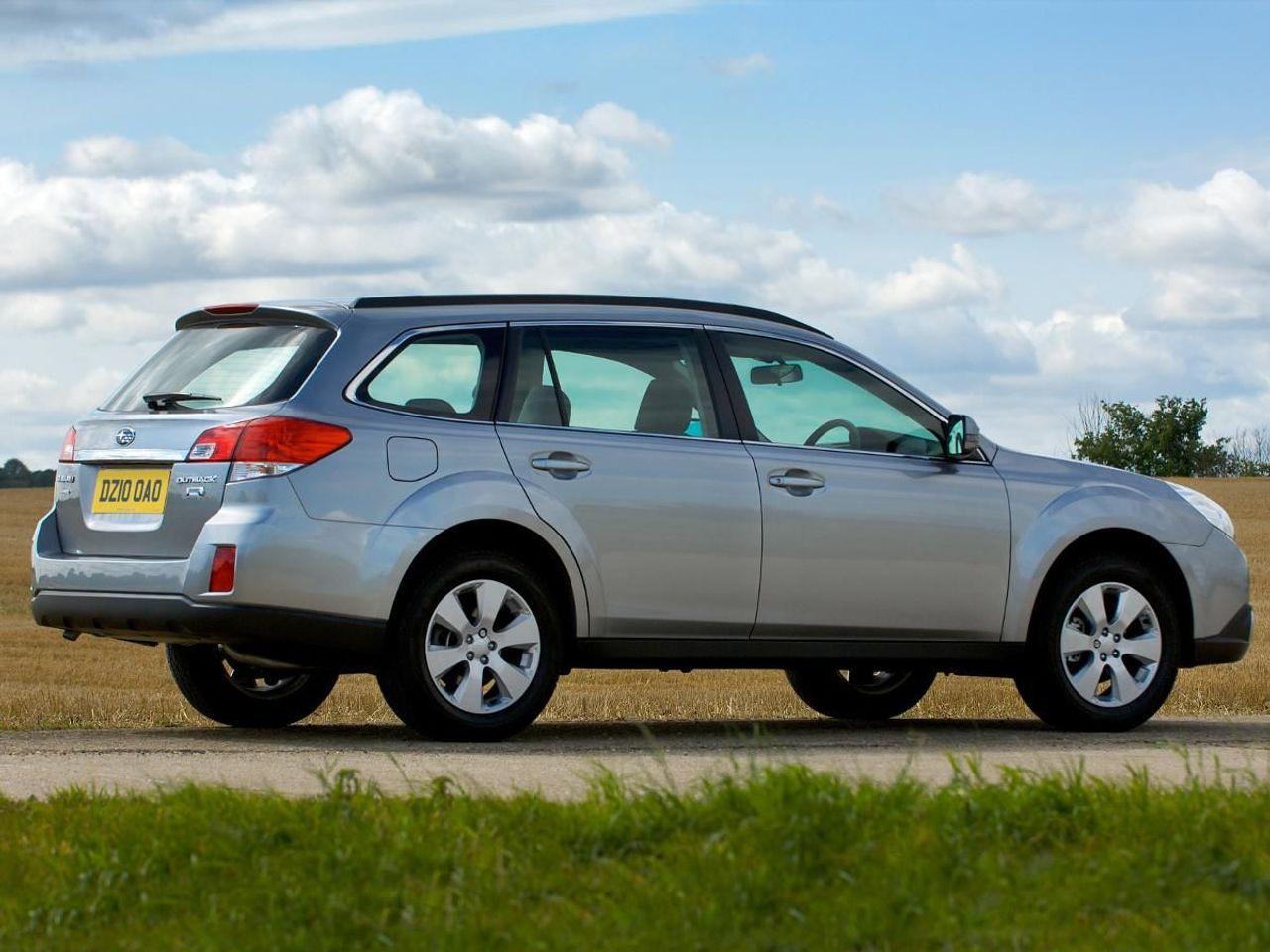 Subaru Outback estate