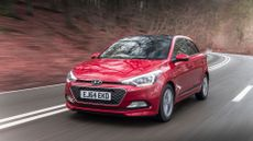Hyundai i20 hatchback ride