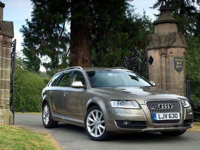 Audi A6 Allroad quattro estate