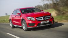 Mercedes-Benz GLA Class SUV (2014 - ) review