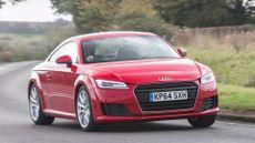 Audi TT Coupe (2014 - ) review