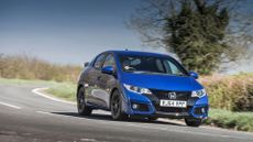 Honda Civic Hatchback (2015 - ) review