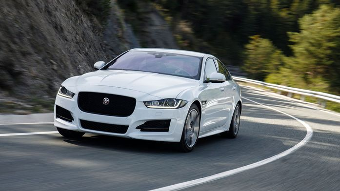 Jaguar XE Expert Review