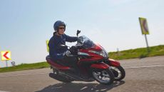 Picture of Yamaha Tricity Three Wheeler (2014 - ) review