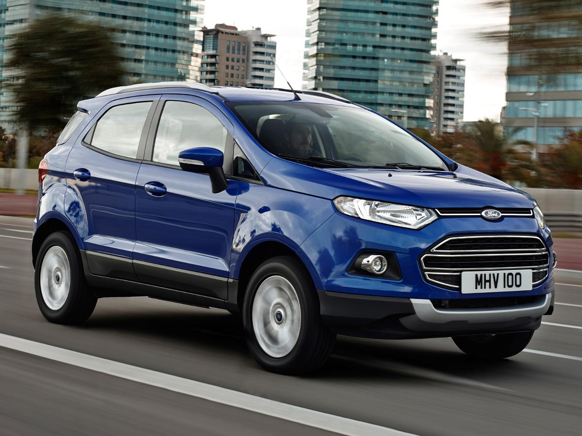 used ford ecosport cars for sale on auto trader. Black Bedroom Furniture Sets. Home Design Ideas