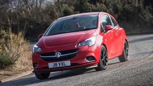 Vauxhall Corsa handling