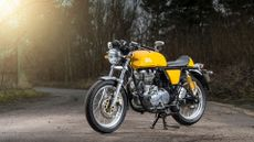 Picture of Royal Enfield Continental GT Naked (2013 - ) review