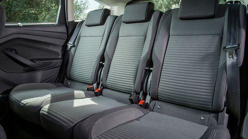 2015 Ford C-Max cabin