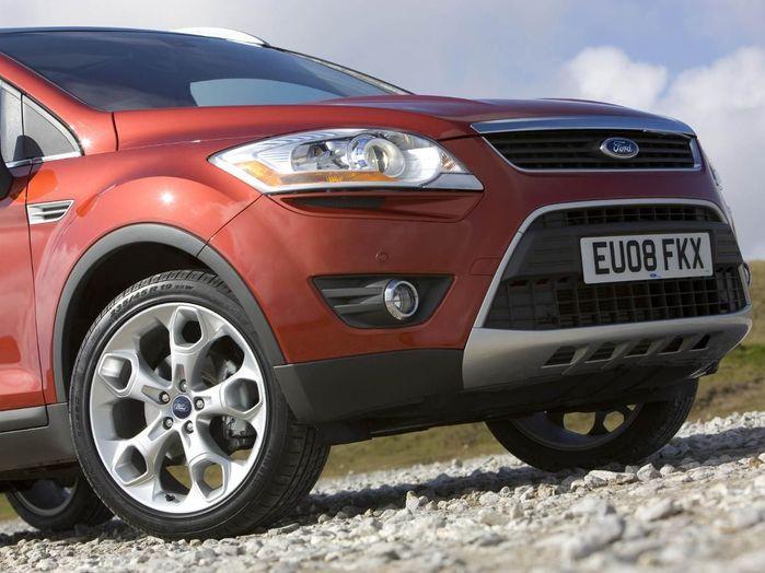 Ford Kuga 4x4