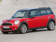 MINI Clubman John Cooper Works estate (2009 – ) review