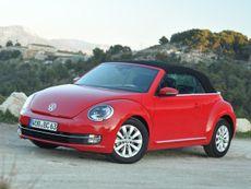 Volkswagen Beetle Cabriolet (2013 – ) review