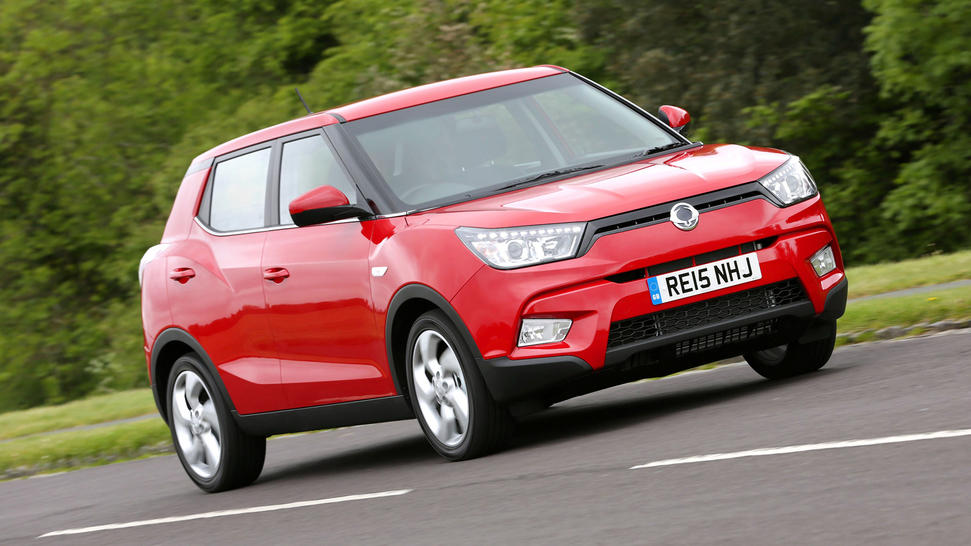 Ssangyong Tivoli Hatchback (2015 - ) review