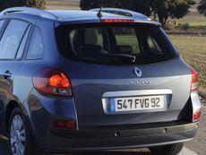 Renault Clio Sport Tourer estate (2008 – 2013) review