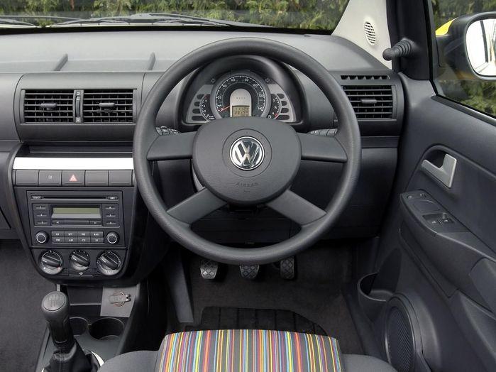 Volkswagen Fox hatchback