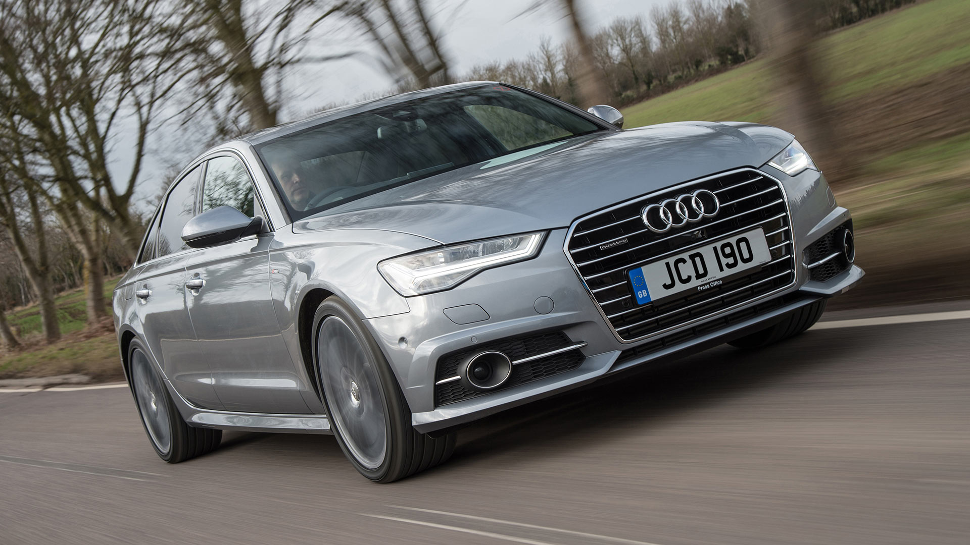 Used Audi A6 Saloon