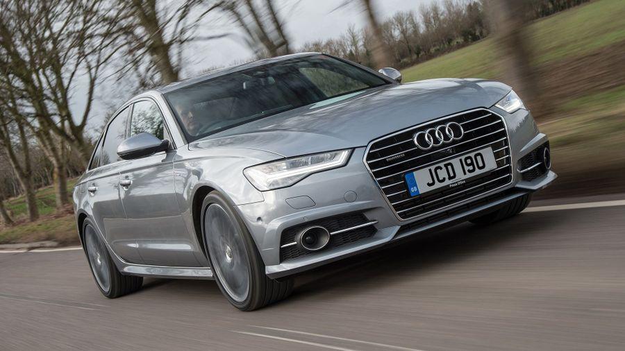 Audi A6 saloon refinement