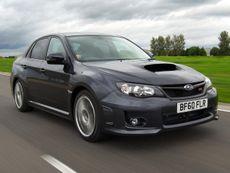 Subaru WRX Saloon (2010 - ) review