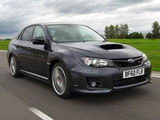 Subaru WRX STI saloon