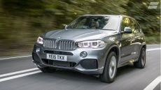 2015 BMW X5 40d M Sport track